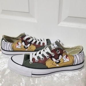 Converse Looney Tunes Taz Low Tops